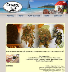 casanou restaurant poissons toulouse